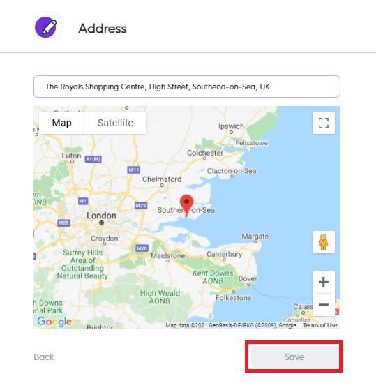 Address Edit