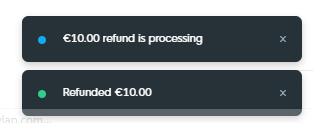 Refund Process
